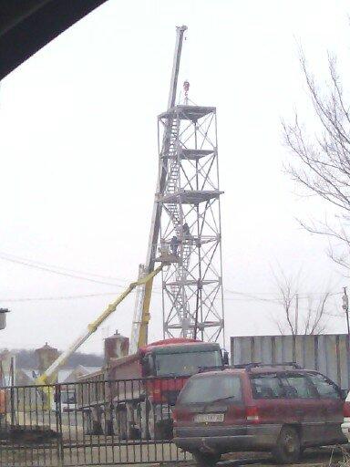 Метална кула 1