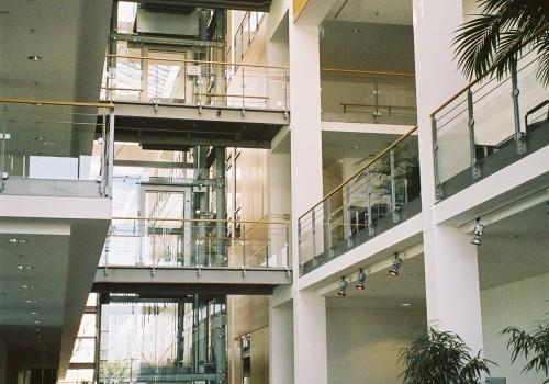 Връзка между етажи